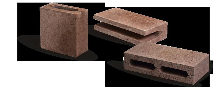 el bloque de concreto es un elemento con forma de prisma recto y con huecos verticales para su utilizacin en sistemas de mampostera simple o